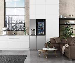 LG電子、米コンシューマーレポート発表「最高の冷蔵庫」