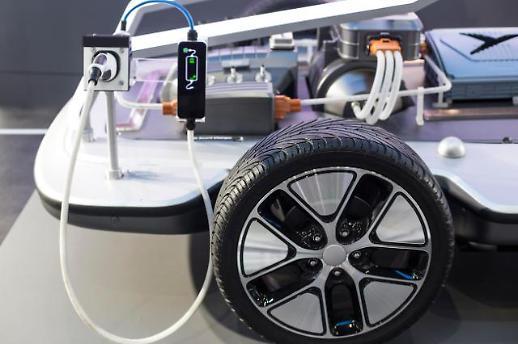 环保车技术升级 韩国新增微型电动汽车