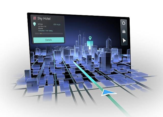 콘티넨탈, 히어·레이아와 3D 자동차 내비게이션 공동 개발