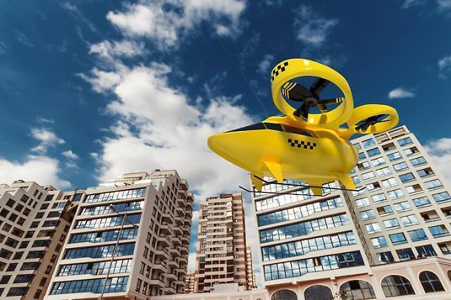 Southern city launches joint research project to develop heavy-duty flying taxi drone