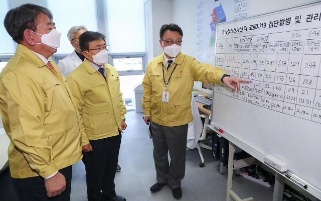 [코로나19] 권덕철 복지부 장관, 정신질환자 코로나19 대응 체계 점검