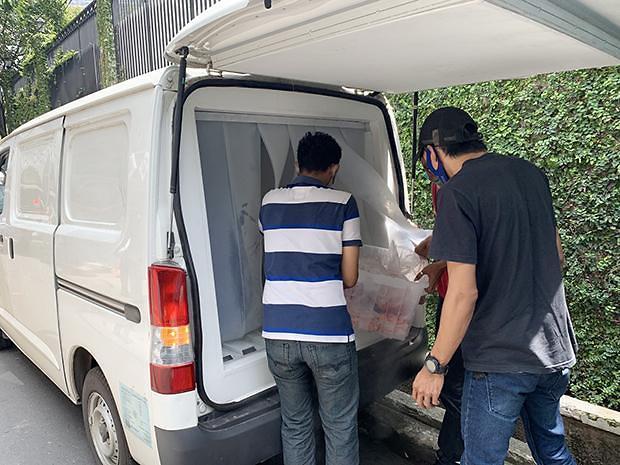 [NNA] 덴소와 GMS, 印尼에 소형냉동수송 실증사업 실시