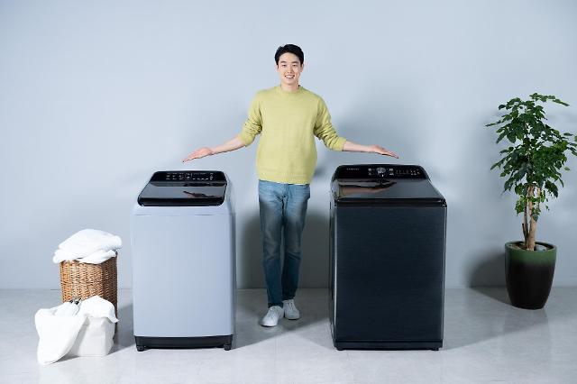 삼성전자, 세척력 강화 그랑데 통버블 전자동 세탁기 출시