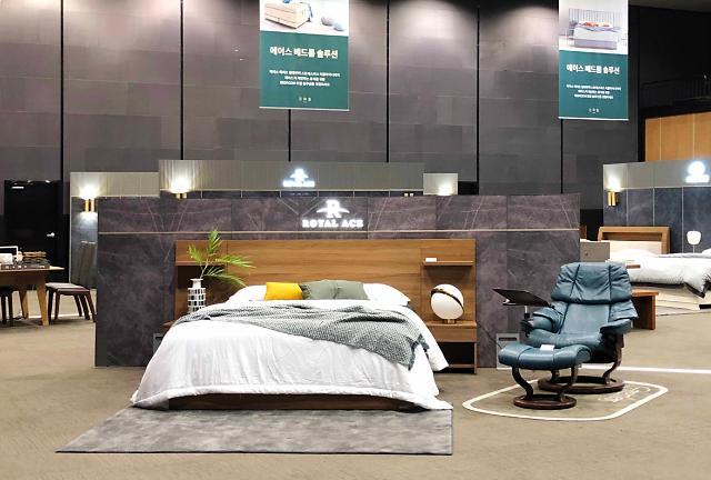 에이스침대, 현대백화점 '베드룸 솔루션' 팝업스토어 오픈