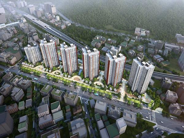 '두산위브 포세이돈' 감전동 개발환경 호재에 관심 급증
