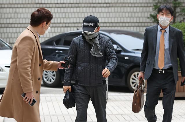 """""""사건 과장"""" 옵티머스 로비스트 신회장 혐의 부인"""
