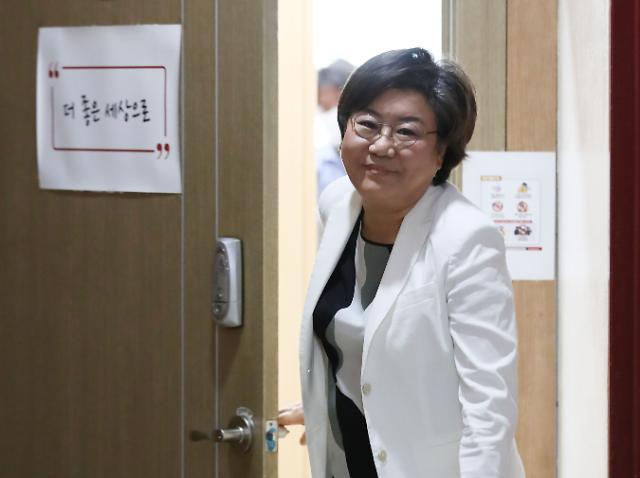 """이혜훈, 단일화 논란에 """"정책공조부터 시작해야…TF 꾸리자"""""""