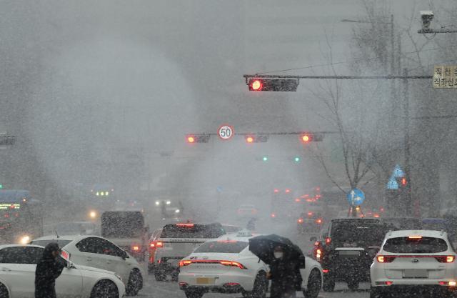 16일 강추위 기승…주말 전국 곳곳서 눈