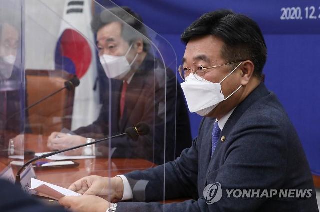 """윤호중 """"윤석열, 검찰개혁 불가피하게 만들어"""""""