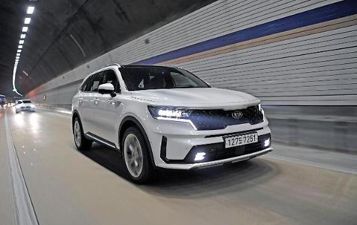去年韩国五大整车厂商SUV销量首破60万辆