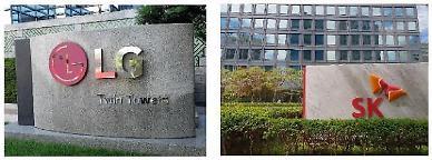 SK이노 美 PTAB, LG 특허 무효가능성 언급 주목해야···주말 이어 날선 공방전