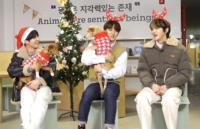LG유플러스, 아이돌 소개팅 골든차일드편 19일 방송
