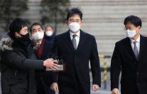 サムスン李在鎔副会長の「運命の日」・・・実刑か執行猶予か