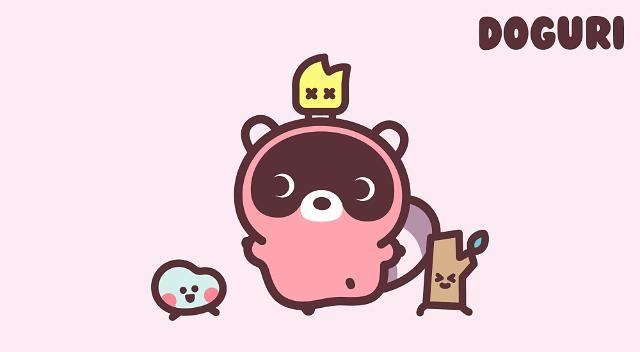 엔씨소프트, 신규 캐릭터 브랜드 '도구리' 출시