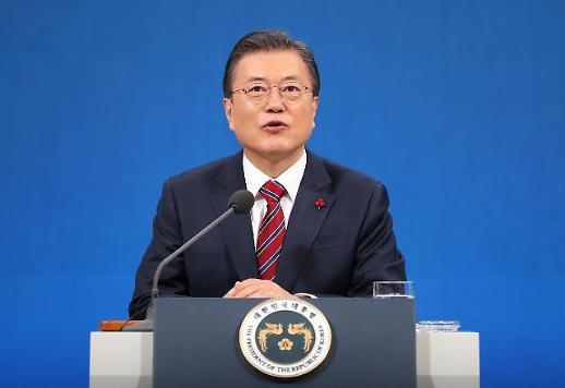 文在寅:将在疫情趋缓后力争习近平早日访韩