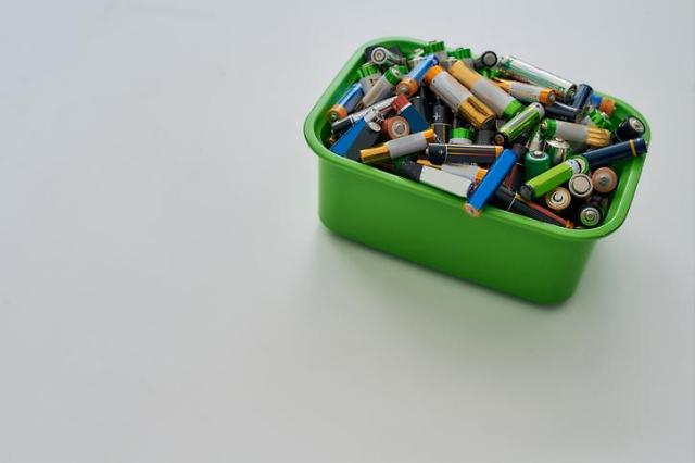 S. Korea to develop technologies for efficient recycling of discarded batteries