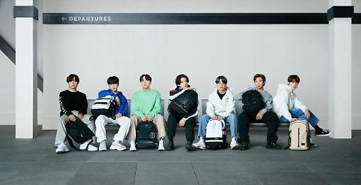 """New Beginning"" 斐乐公开BTS最新广告"