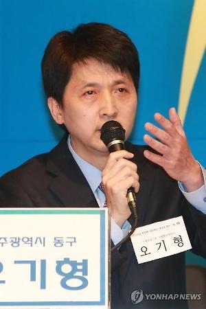 """양향자‧박용진에 반기, 오기형 """"공매도 금지, 풀어야 한다"""""""
