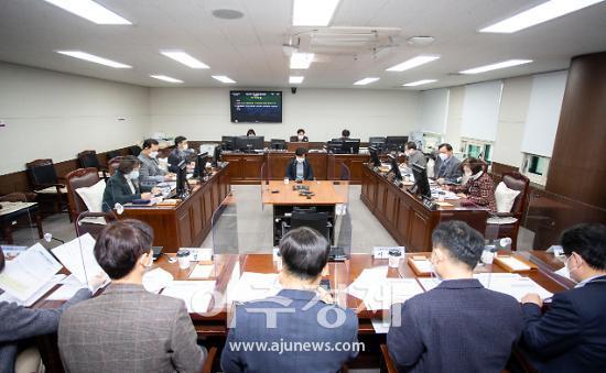 안산시의회, 제2차 정례회 폐회중 운영위 개최