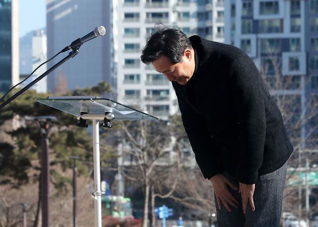"""安 단일화 무산 국힘…오세훈 """"인턴시장"""" 나경원 """"10년간 쉬신분"""""""