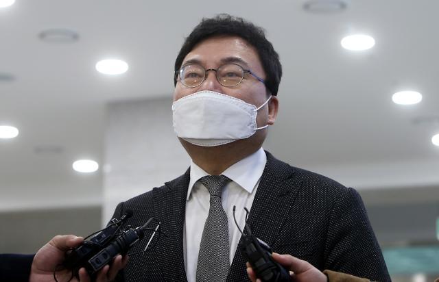 """검찰, 이상직 의원 징역 3년6개월 구형...""""전례없는 선거범죄"""""""