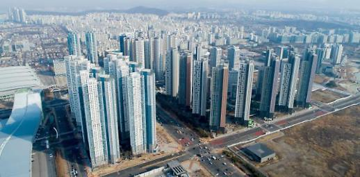 近一个月京畿道地区超三成公寓住宅以历史最高价成交