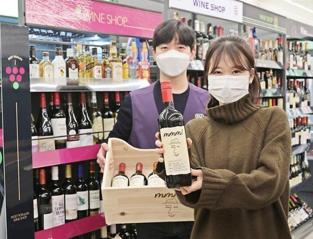 와인 인기 높아져…CU, 시그니처 브랜드 '음!' 론칭