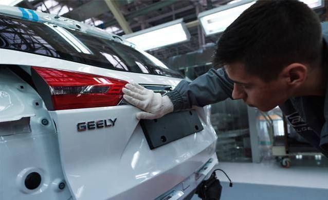 [중국기업]폭스콘과 손잡은 지리자동차, 텐센트와도 협력 강화