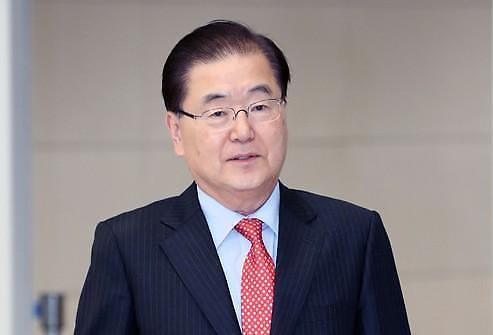 """郑义溶或出任韩国外交部长官 曾多次访朝促成""""金特会"""""""