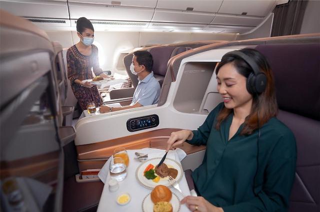 [NNA] 싱가포르항공, 위생안전기준 다이아몬드 인증... APEX 선정