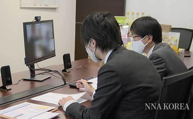 [NNA] 日 신킨중앙금고, 온라인 상담회로 거래처 수출 지원
