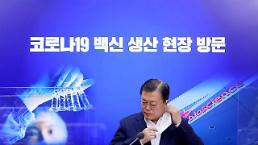 .Moon visits announces potential deal with Novavax for 20 mln people: Yonhap.