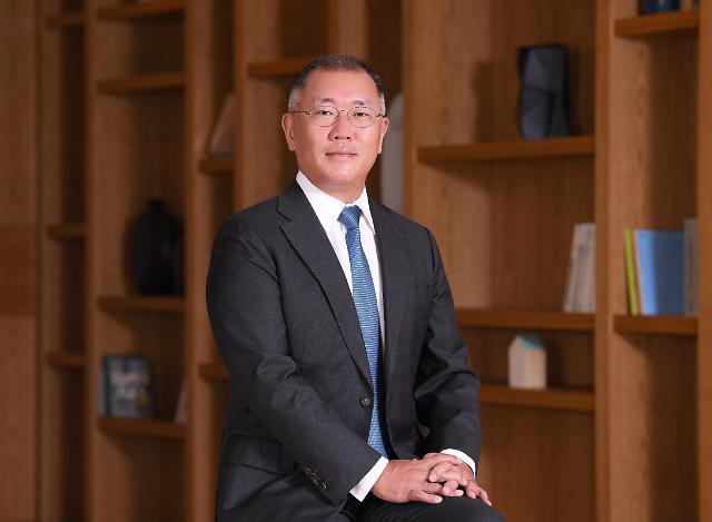 정의선 현대차 회장, 모빌리티 혁신 점검…내주 초 싱가포르 行 검토