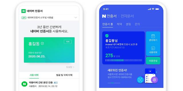 [디지털 지갑 시대] ① 카카오·이통사·NHN에 네이버 가세... 민간 인증서 경쟁 치열