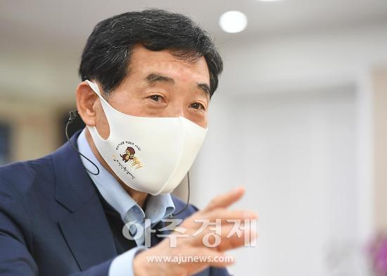 """윤화섭 시장 """"치유와 극복, 생명안전의 공간적 거점으로 만들 것"""""""