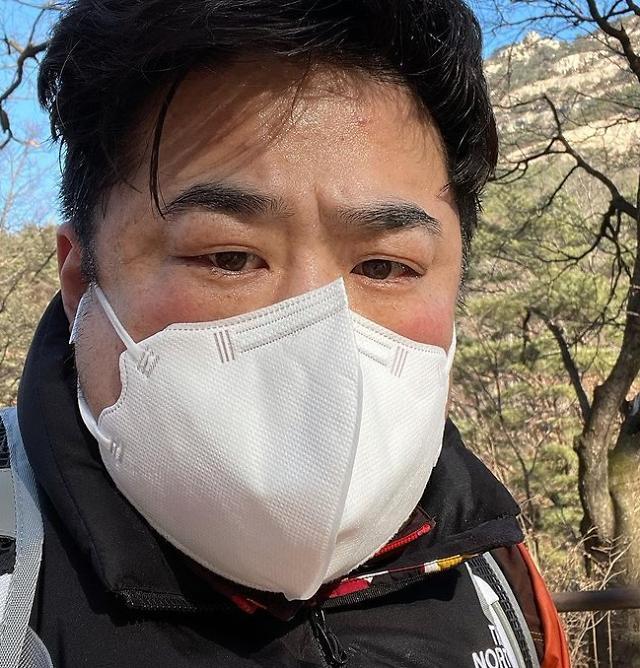 """강재준 """"뿌듯하다""""...다이어트 20일차 성과는?"""