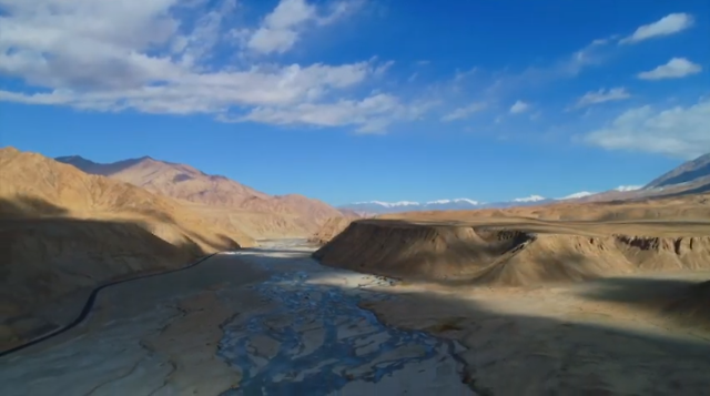[여기는 신장] 해발 4500m에 위치한 하늘의 정원 파미르고원(영상)