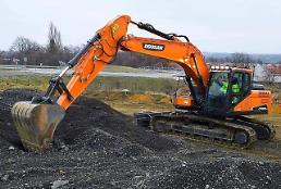 斗山インフラコア、フランスで掘削機220台あまりの受注