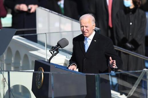 多国政界人士祝贺拜登就任美国总统