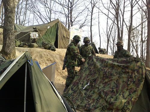코로나19에도...육군 혹한기 훈련 돌입