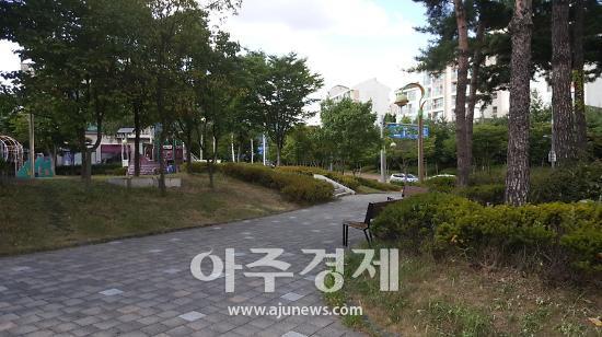 성남시, 백현동 물방울어린이공원 지하 주차장 건립