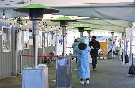 韩国新增346例新冠确诊病例 累计74262例