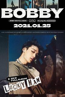 iKON Bobby chuẩn bị tái xuất với full album Lucky Man
