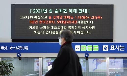 就地过年吧 过半韩国人今年取消春节返乡计划