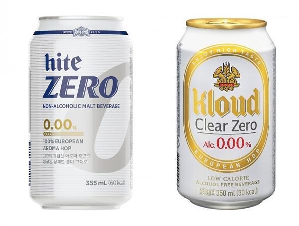 """대세 자리잡은 비알코올 맥주, """"건강하게 마셔요"""""""