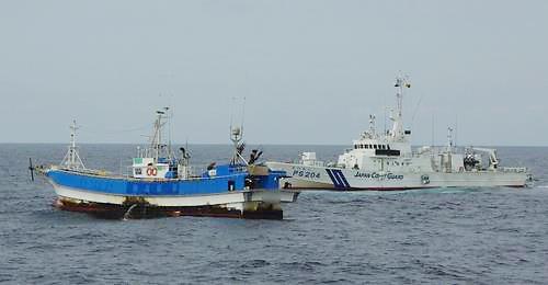 일본에 나포된 韓선박, 6400만원 내고 하루만에 석방