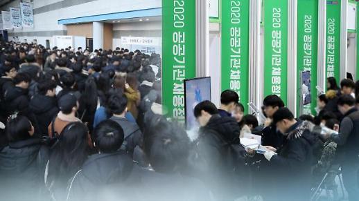 韩国有企业开启上半年招聘 超九成外企没有招聘计划