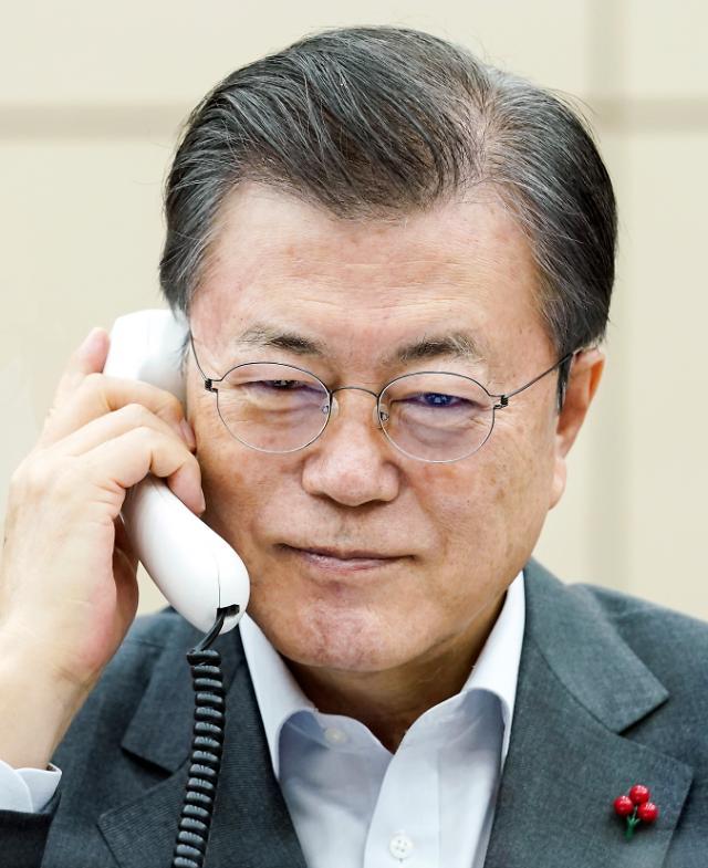 文대통령, 오늘 69번째 생일…靑서 가족들과 조용히