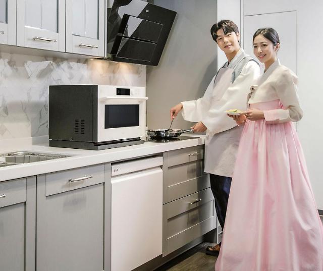 LG전자, 식기세척기 지난해 매출 3배↑…전기레인지도 40% 늘어