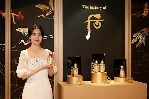 韩国最大化妆品制造商易主 LG生活健康创连续60个季度销售神话